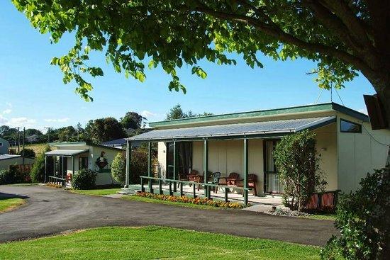 Omokoroa Kiwi Holiday Park: Kitchen Cabins
