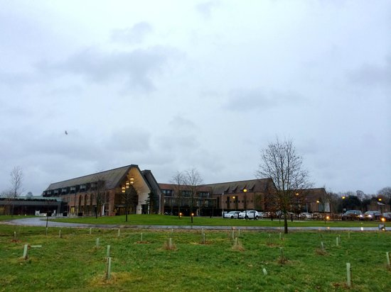 Hilton London Syon Park : Large hotel in a park in Brentford