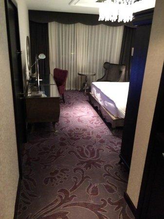 Hilton London Syon Park : Spacious rooms