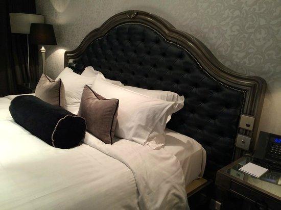 Hilton London Syon Park : Bed is fantastic