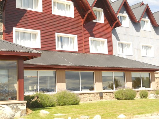 Alto Calafate Hotel Patagonico: q lindoooooo hotel!!