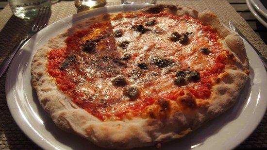 Maki maki viareggio : pizza