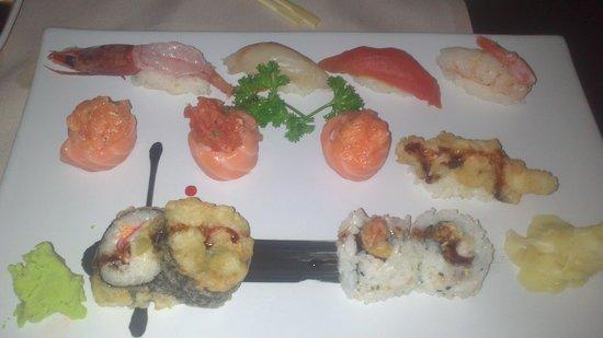 IZUMI sushi restaurant : izumi sushi ve lo consiglio