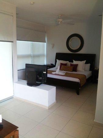 Luxury Bahia Principe Sian Ka'an Don Pablo Collection: notre suite junior