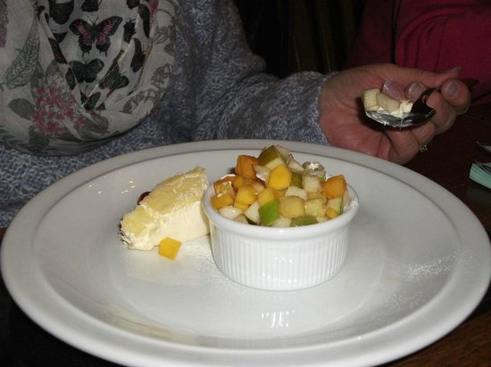 Rosewarne Manor: fruit salad
