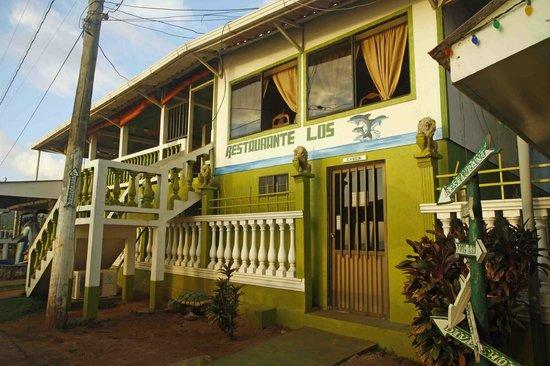 Hotel Los Delfines: ristorante