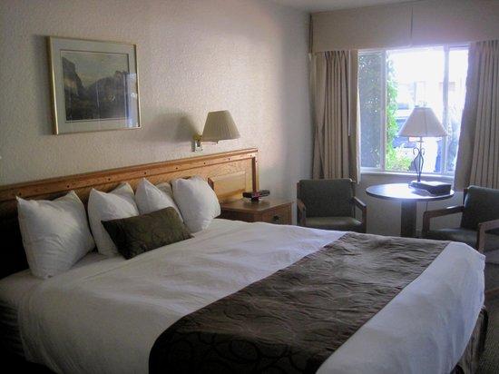 Mariposa Lodge: King Bed Room