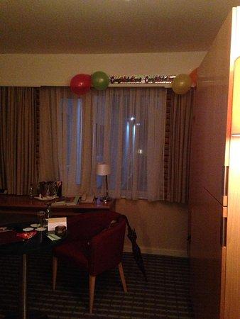 The Croke Park: Happy Birthday from Croke Park Hotel!