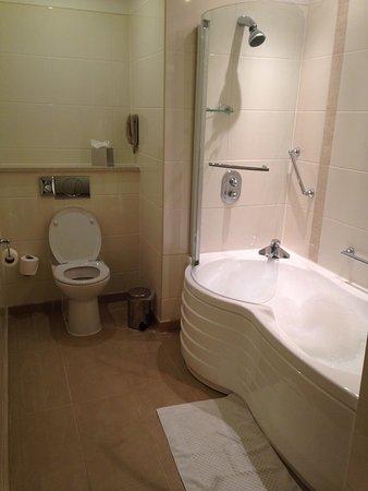 The Croke Park: Bathroom!