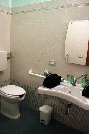 Agriturismo Santa Bruna: Baño