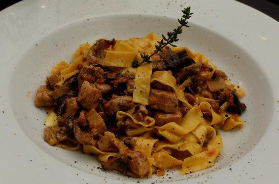 Pasta Divina: Quelques pâtes du jour