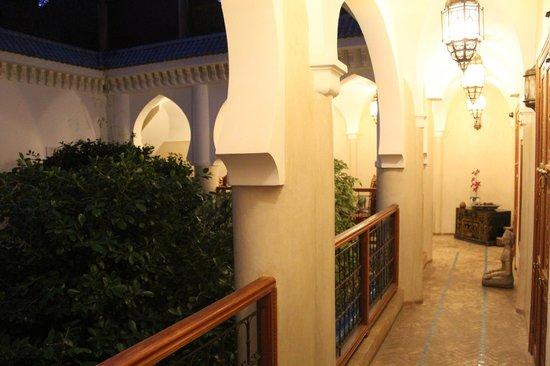 Riad Asrari: balconata