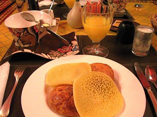 Riad Asrari: colazione