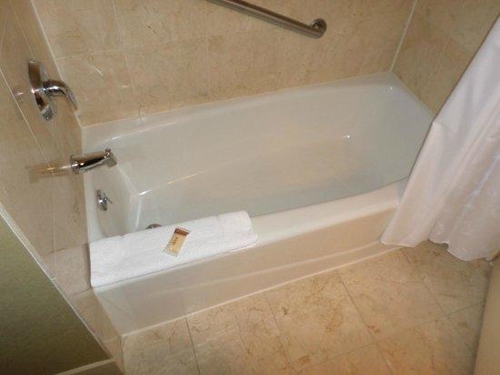 Sheraton Philadelphia Downtown Hotel: Banheiro