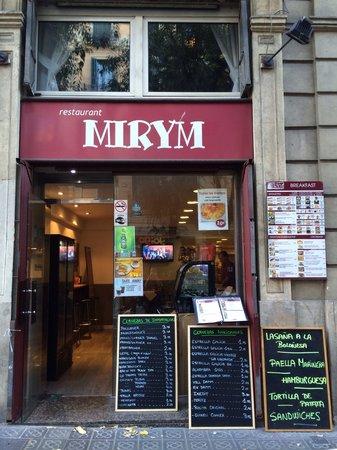 Restaurante Mirym