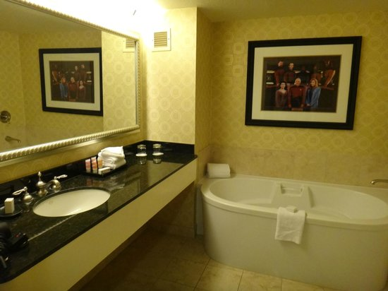 Planet Hollywood Resort & Casino : bagno