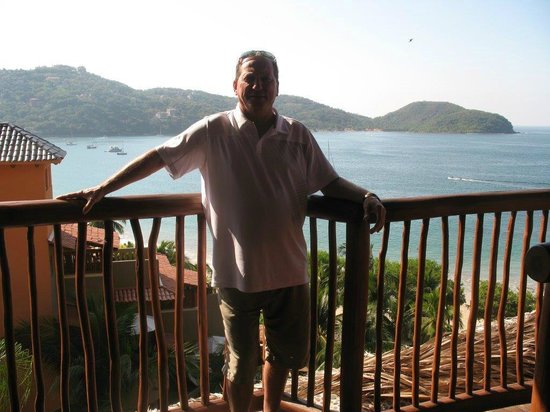 Embarc Zihuatanejo: vue sur la baie wow