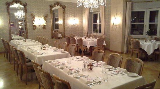 Hotel Müller: Hotel Mueller Dining Room