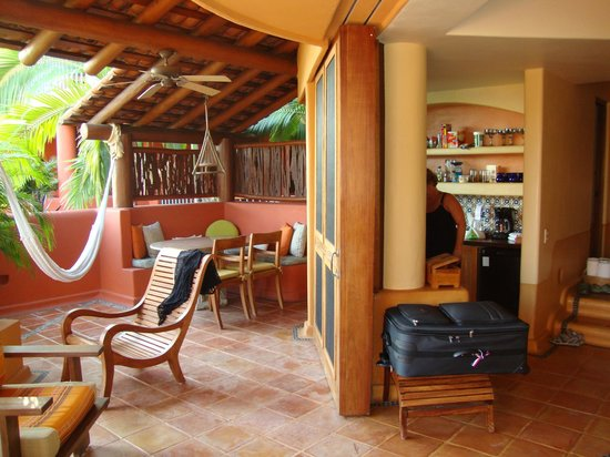 Embarc Zihuatanejo : condo 1 chambre avec vue