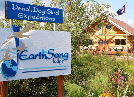 EarthSong Lodge - Denali's Natural Retreat: Welcome to EarthSong Lodge!