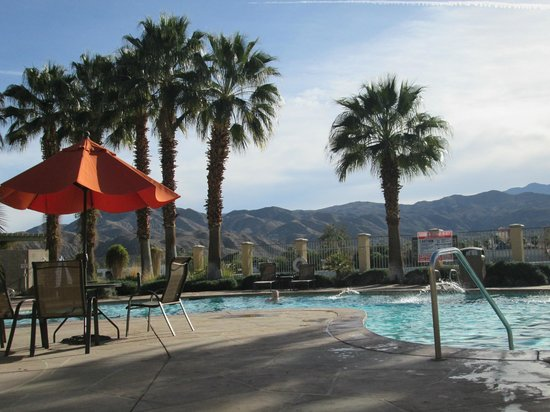 pool area picture of holiday inn express cathedral city palm rh tripadvisor com