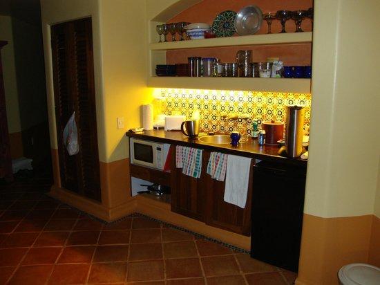 Embarc Zihuatanejo : cuisinette