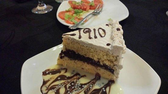 1910 Restaurante & Bar: Dessert
