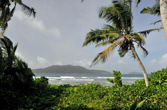 Anse Gaulettes Beach: Spiaggia Anse Gaulettes - vista di Felicitè