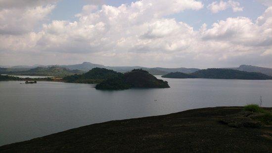 Abuja, Nigéria: Usman dam reservoir