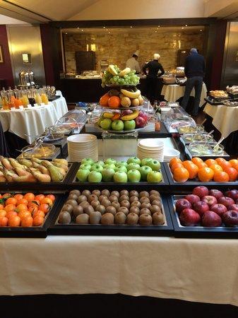 Enterprise Hotel : colazione