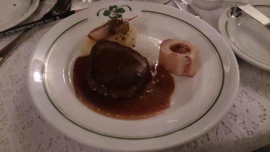 Filet mignon picture of au pied de cochon mexico city tripadvisor - Image de cochon mignon ...