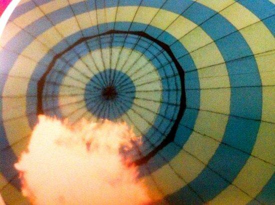 Ciel d'Afrique Hot Air Ballooning : ...
