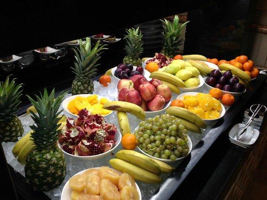 Rixos Downtown Antalya : Fruit