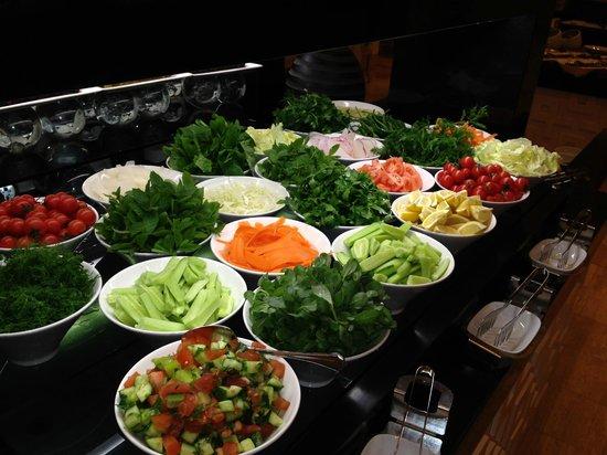 Rixos Downtown Antalya : Salad