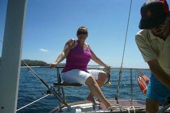 Serendipity Charters-Sailing Costa Rica: So relaxing