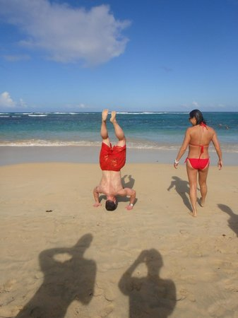 Breathless Punta Cana Resort Spa Crazy People On The Beach