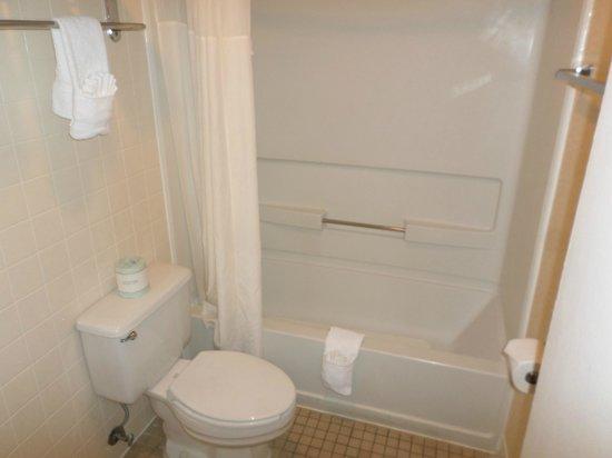 Clarion Hotel Palmer Inn: Banheiro