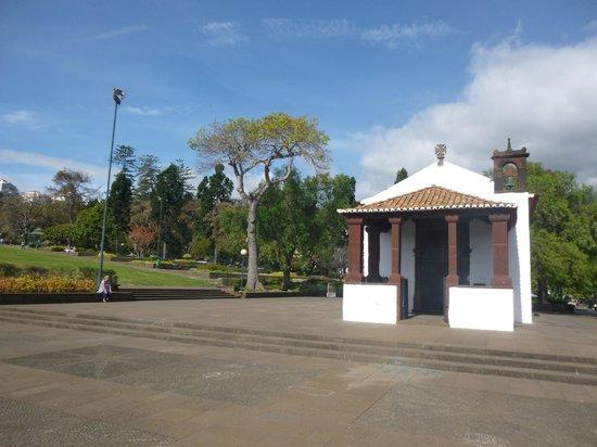 Santa Catarina Park : chapel