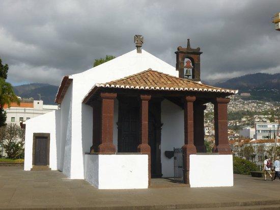 Santa Catarina Park : santa catharina chapel 15th century