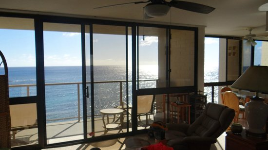 Kuhio Shores Condos : just coming in