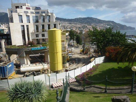 Santa Catarina Park : rotonda do infante construction