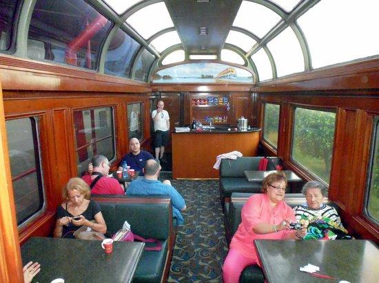 Panama Canal Railway Company: il tetto vetrato