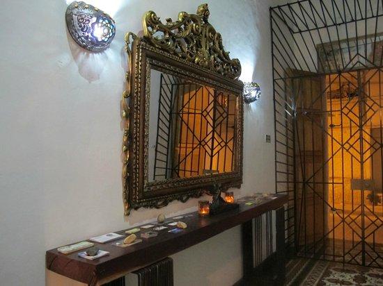Casa de Leda - a Kali Hotel: Entrada de Casa de Leda