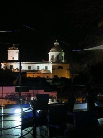 Casa de Leda - a Kali Hotel: Vista desde la terraza