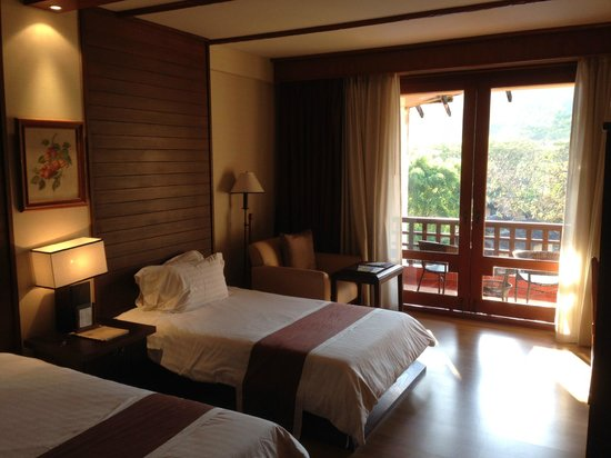 Belle Villa Resort Chiang Mai: Guest room