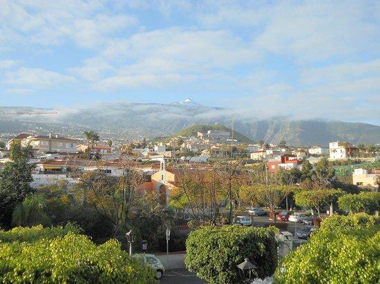Globales Acuario: Mt Teide