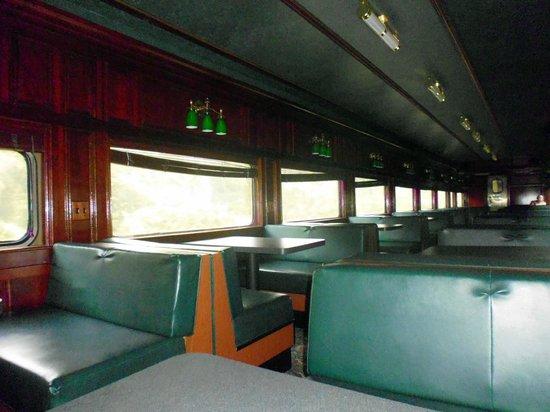 Panama Canal Railway Company: una carrozza