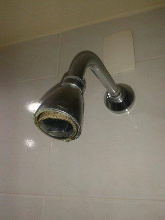 Quality Suites Vila Velha : Chuveiro...