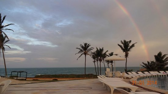 Coliseum Beach Resort: paraiso