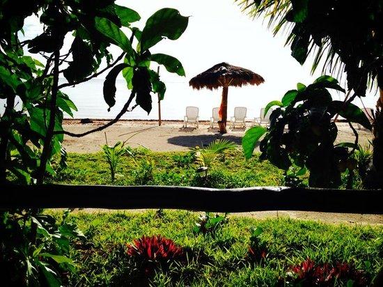 Hotel Maya Luna: Vista